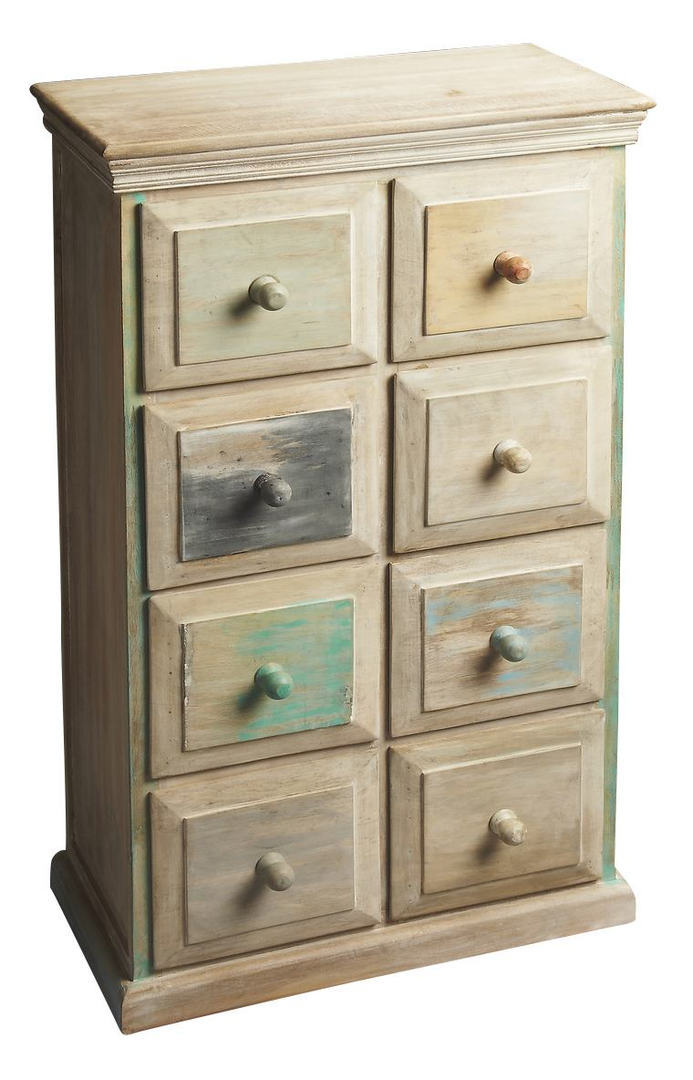 Butler Specialty Painted Wood Drawer Chest 1891290