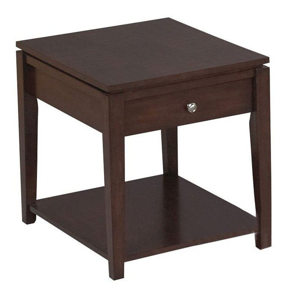 Catnapper End Table-Drawer 877-050 CODE:UNIV20 for 20% Off