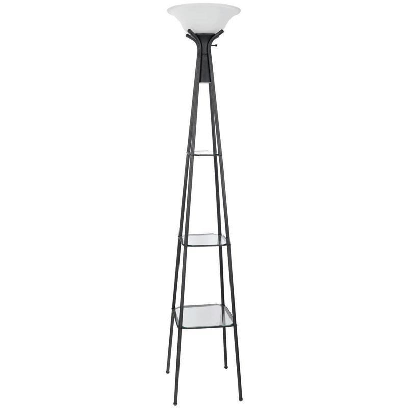 Coaster Black Floor Lamp 901420