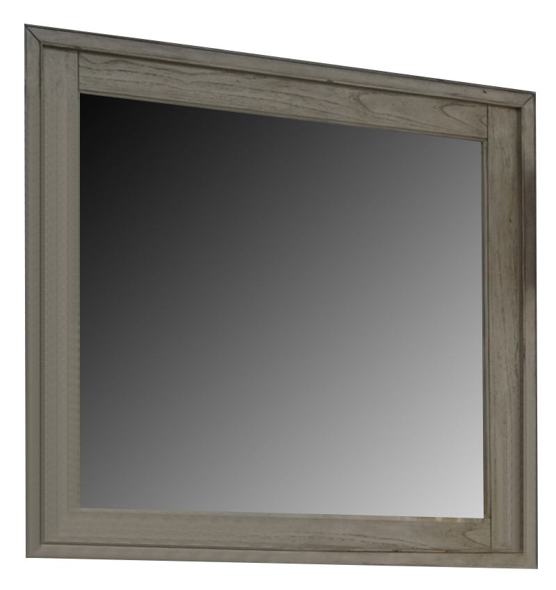 Liberty Grayton Grove Landscape Mirror in Driftwood 573-BR51