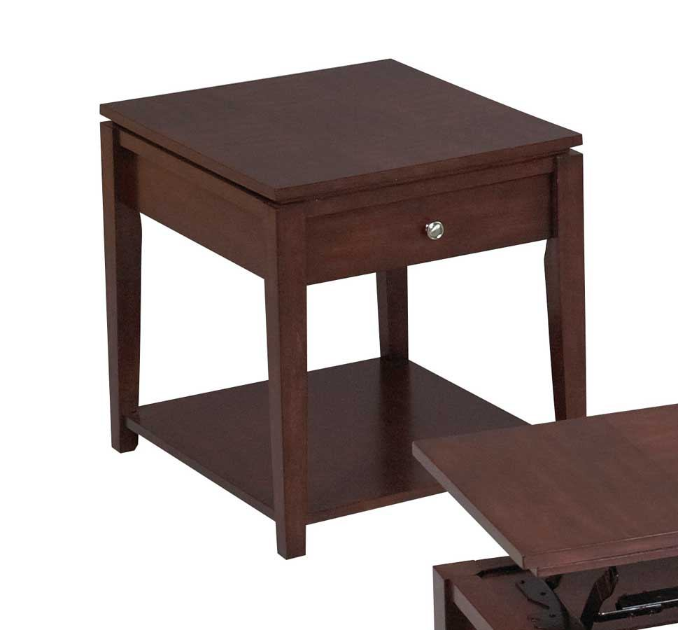 Catnapper End Table-Drawer 877-050