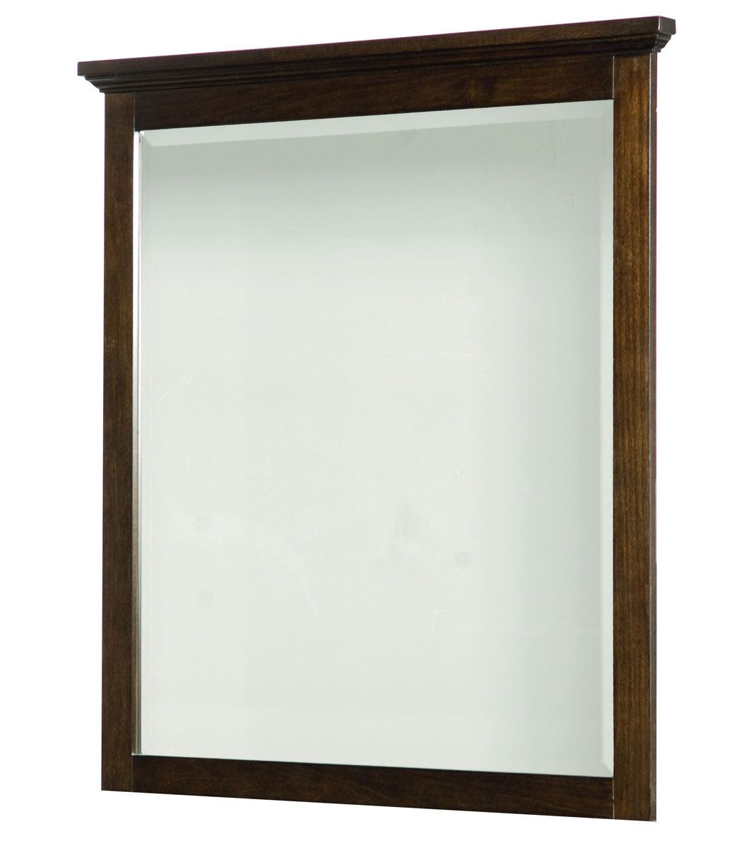Legacy Classic Kids Academy Mirror in Molasses 5810-0100