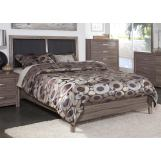 New Classic District 7 Twin Bed in Ash 3D Paper
