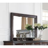 New Classic Sevilla Mirrorr in Walnut B2264-060 PROMO