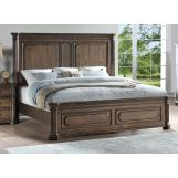 New Classic Furniture Modeña California King Panel Bed in Smoke PROMO