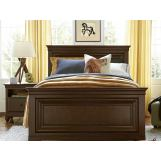 Universal Smartstuff  Classics 4.0 4pc Panel Bedroom Set in Classic Cherry CODE:UNIV20 for 20% Off