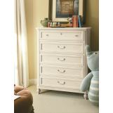 Universal Smartstuff Gabriella Drawer Chest in Lace 136A010