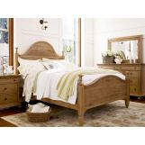 Universal Furniture Paula Deen 4PC Down Home Bedroom Set in Oatmeal 192 CODE:UNIV20 for 20% Off