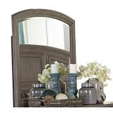 Homelegance Lavonia Mirror in Gray 1707-6