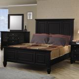 Coaster Sandy Beach Panel Bedroom Set 201321