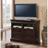 Acme Roman Empire II TV Console in Cherry 21350