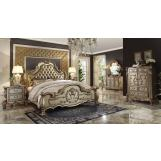 Acme Dresden Upholstered Bedroom Set