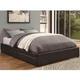 Coaster Furniture Hunter Queen Storage Bed in Black