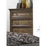 Liberty Amelia 5-Drawer Chest in Antique Toffee 487-BR41 EST SHIP TIME IS 4 WEEKS