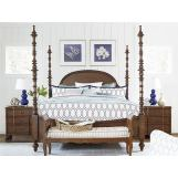 Paula Deen Home Dogwood The Dogwood Bedroom Set in Low Tide