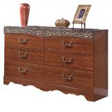 Fairbrooks Estate Dresser in Cherry