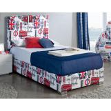 ESF Furniture 701 London Full Youth Bed