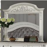 Oasis Home Bianca Mirror in Creamy Bisque 7546-02