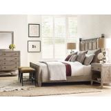 Kincaid Furniture Trails 4pc Newland Bedroom Set in Sandstone CODE:UNIV20 for 20% Off