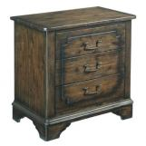 Kincaid Wildfire 3 Drawer Nightstand in Ember 86-141 CODE:UNIV20 for 20% Off