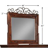 Klaussner San Marcos Mirror 872-660 CLEARANCE