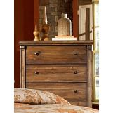 Homelegance Ardenwood Chest in Natural Antique 893-9