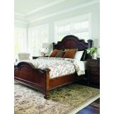 Lexington Coventry Hills Queen Roxbury Panel Bed in Autumn Brown 945-133C