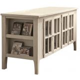 Paula Deen Home Entertainment Console in Linen SPECIAL CLOSEOUT