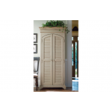 Paula Deen Home Utility Cabinet in Sea Oat CODE:UNIV20 for 20% Off