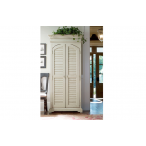 Paula Deen Home Utility Cabinet in Linen SPECIAL CODE:UNIV20 for 20% Off