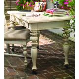 Paula Deen Home Recipe Writing Desk in Linen CLEARANCE CODE:UNIV20 for 20% Off