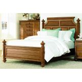 American Drew Grand Isle King Island Bed 079-316NR