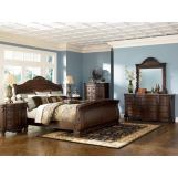 North Shore Sleigh Bedroom Set SALE