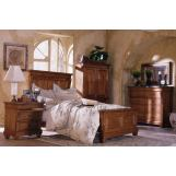 Kincaid Tuscano Solid Wood Panel Bedroom Set