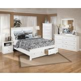 Bostwick Shoals Storage Panel Bedroom Set