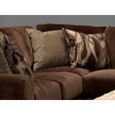 Jackson Furniture Everest Corner in Chocolate CODE:UNIV20 for 20% Off