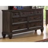 New Classic Furniture Sevilla Youth Dresser in Walnut Y2264-052 PROMO