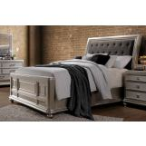 New Classic Furniture Venetia California King Bed in Champagne PROMO