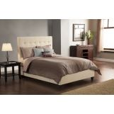 Seahawk Designs Manhattan Four-Drawer King Bed in Wheat 62601