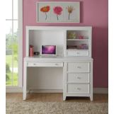 Acme Lacey Desk in White 30605