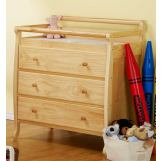 DaVinci Baby Emily Collection 3 Drawer Changer Dresser in Natural M4755N