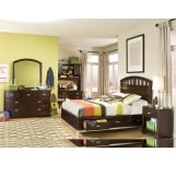 Legacy Classic Kids Park City Platform Storage Bedroom Set