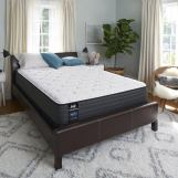 "Sealy Response Performance - Consecutive Plush/Tight Top 12"" Mattress 521249"