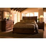 Kincaid Tuscano Solid Wood Low Profile Bedroom Set