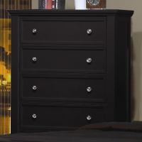 Roswell II Chest in Black