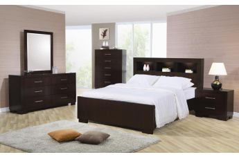 Coaster Jessica Platform Bedroom Set 200719