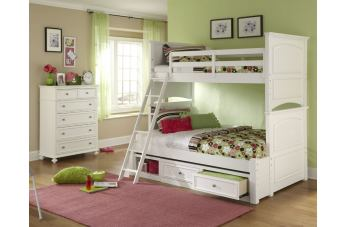Legacy Classic Kids Madison Bunk Bedroom Set