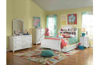 Legacy Classic Kids Madison Bookcase Bedroom Set