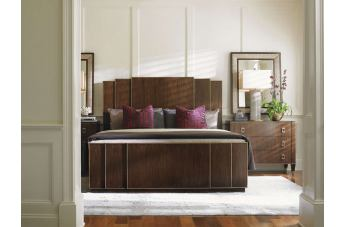 Lexington Tower Place Panel Bedroom Set