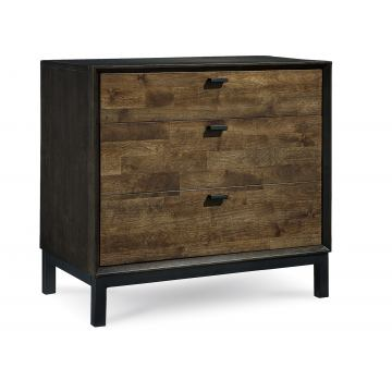 Legacy Classic Kateri Nightstand in Hazelnut Finish 3600-3100